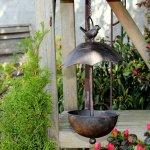 Vogeltänke zum Hängen