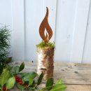 Rost - Flamme 18,5cm